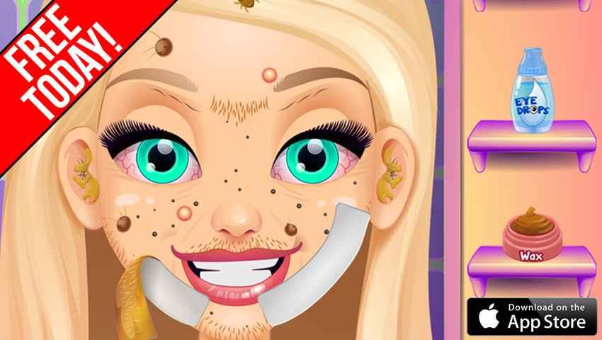 Princess Shaving Salon