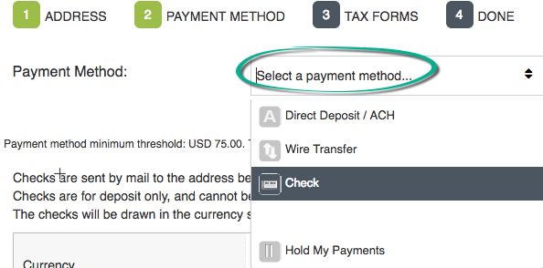 Payment Terms & Dates – Chartboost Help